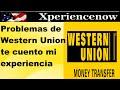Western Union problemas en argentina