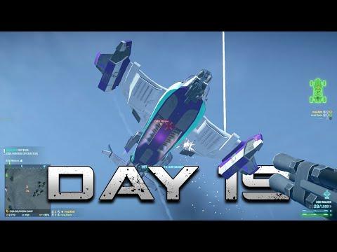 Planetside 2 Day 19 - Harasser Adventures