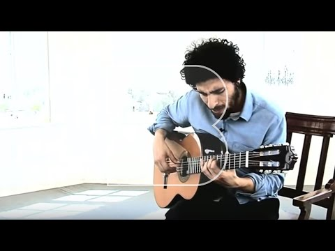 José González - Fold - A Take Away Show