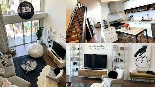 MY FULL APARTMENT/LOFT TOUR!!