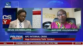 Ogundamisi Asks Critics To Leave Buhari's Fate To Nigerians |Politics Today|