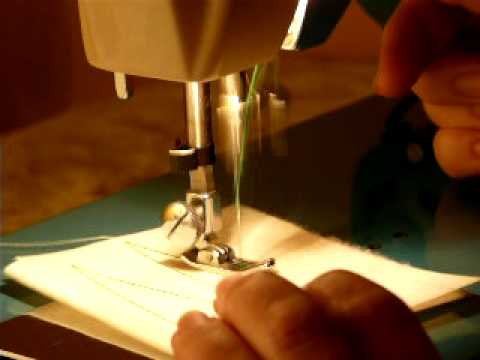 BEAUTIFUL POWERHOUSE, THE MORSE SUPER DIAL STRAIGHT STITCH SEWING MACHINE