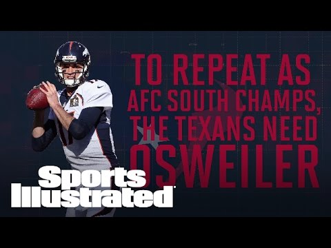 Could Brock Osweiler Be A Franchise QB? | Next Man Up | Sports Illustrated