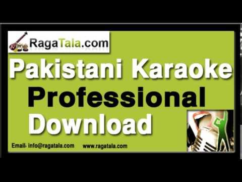 Dagh e dil hum ko yaad aane lage - Pakistani Karaoke Track