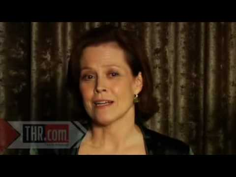 James Cameron's AVATAR Sigourney Weaver THR Interview