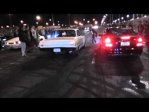 7TH STREET WARS 1320 streetracing v8's nd imports