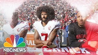 NFL Owners' New Policy Reignites Debate Over The National Anthem Protests   NBC News