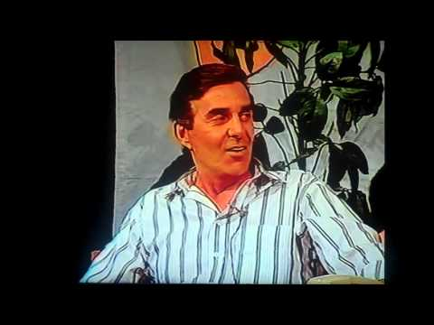PAT HARRINGTON Jr visits MR PETE 1989 Century Cable Los Angeles KTLA 5