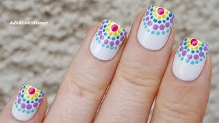 TOOTHPICK NAIL ART #20 - DOTTICURE Nails For Summer