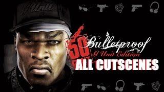 50 Cent: Bulletproof All Cutscenes Full Game Movie [HD 720p]