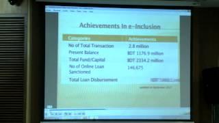 Dr.Prosanta Kumar Roy:: Ekti Bari Ekti Khamar:: Digital Solution for Business & Financial Inclusion