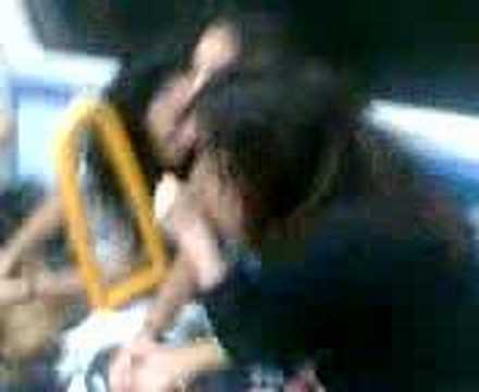 Montandola En El Metro