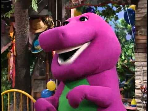 Sing & Dance Barney video