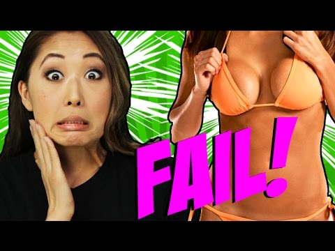 Bikini Explosion Fail video