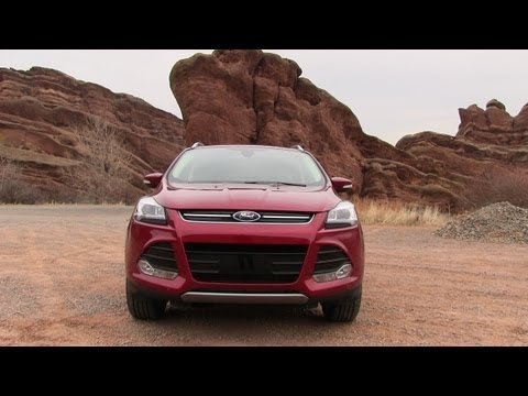 2013 Ford Escape Ecoboost Drive & Review