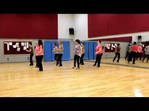 Cecilia - Line Dance (dance & Teach In English & 中文) video