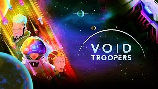 Official Void Troopers - Appxplore (iCandy) - Launch Trailer - iOS / Android
