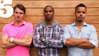 Ashley Young Freestyle Skills | #5 Mag Players Lounge