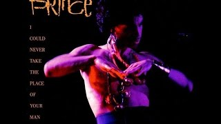 Watch Prince I Could Never Take The Place Of Your Man video
