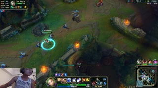 Watch me play League of Legends top rank - Streaming game - Alessia Mantegazza #1