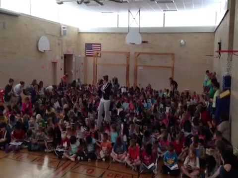 Woodson Kindergarten Center Harlem Shake