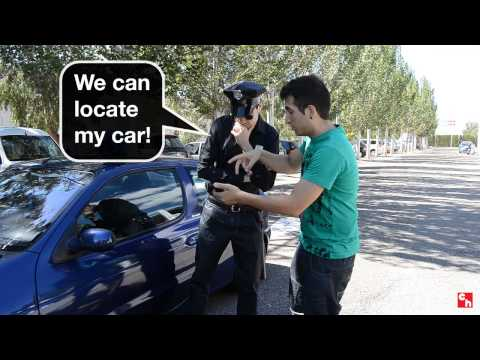Where Is My Car? Realtime Gps+gprs Tracking Of Vehicles Using Arduino video