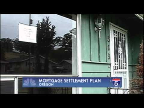 Attorney General John Kroger Proposes Mortgage Settlement in Oregon - Jun 13th, 2012