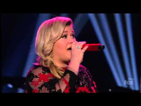Kelly Clarkson - At Last (Idol, April 1, 2015)