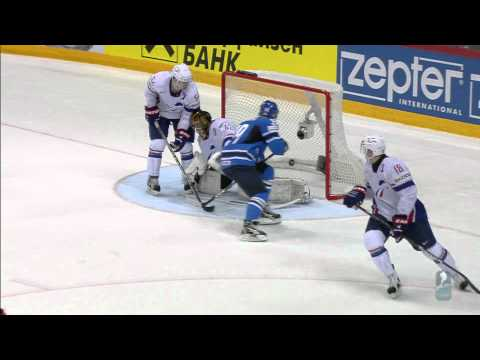France - Finland Highlights, 10th May, game 31