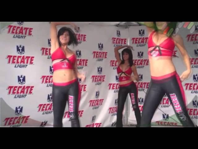 Chicas bailando sexy calientes edecanes saltillo