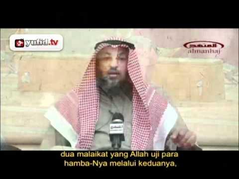 Kisah Harut Dan Marut (Syaikh Utsman Al-Khamiss)