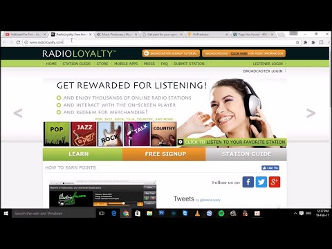 Make $33 per hour listening to songs online 2017