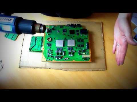 PS3 Flashing Red Light Repair Guide