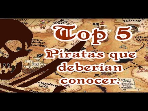 Visita nuestro sitio oficial � http://www.bullymagnets.com Facebook � http://on.fb.me/eun1tA Twitter � http://bit.ly/gD0BP2 Top 5 de cinco piratas no tan fam...
