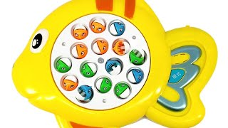 Fishing game for kids , fishing game toy