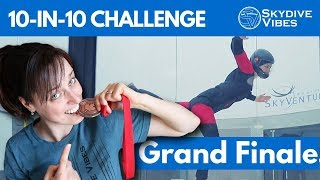 My Indoor Skydiving Championship - Story Time - 10-in-10 Challenge