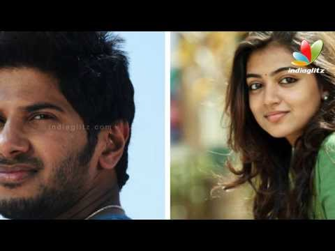 Nazriya in a relationship with Dulquar Salman | Hot Tamil Cinema...