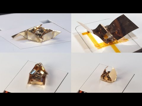 Transforming Robots with Origami Exoskeletons