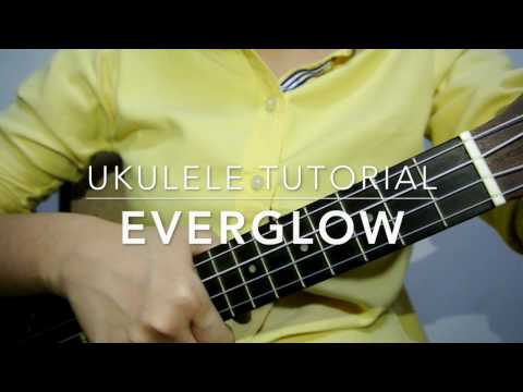 Everglow (Coldplay) - Ukulele Tutorial