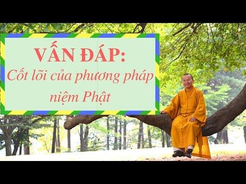 Vấn đáp: Cốt lõi của phương pháp niệm Phật