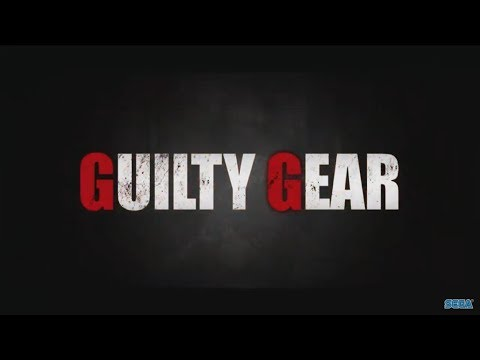Guilty Gear Brand New Trailer And Character Reveal!! Tokyo Game Show