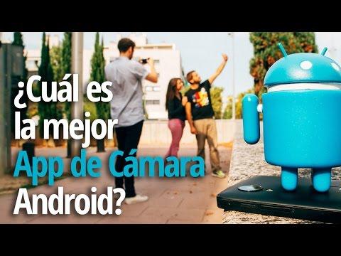 Buscamos la mejor aplicación para Cámara de Android