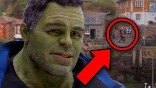 Avengers Endgame MISSING EASTER EGG Search! (Endgame Rewatch)
