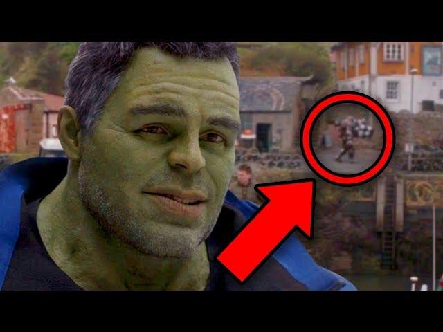 Avengers Endgame MISSING EASTER EGG Search! (Endgame Rewatch) thumbnail