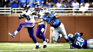 Adrian Peterson - Don't Want No