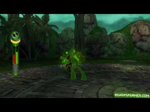 B10AF: Vilgax Attacks - PSP - #3. Terradino [2/4] [HD]
