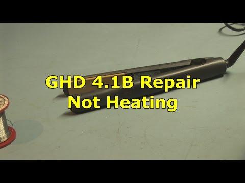 GHD 4.1B Not Heating