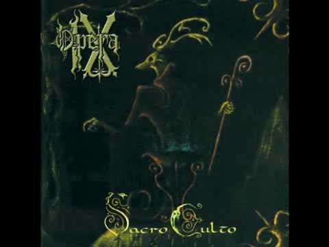 Opera Ix - Under The Sign Of The Red Dragon
