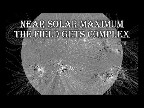 BREAKING NEWS: POLAR MAGNETIC FIELDS GONE -- 26 June 2013