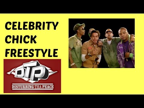DTP - Celebrity Chick ft. Ludacris, Chingy, Small World, Steph Jones (Freestyle by L.T.  Dickey)